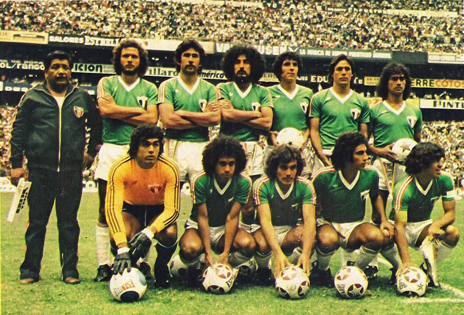 Mexico's World Cup History