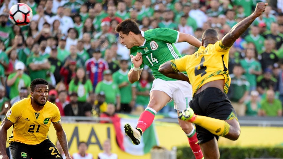 Mexico survives Jamaica in Second Match of Group Stage of Copa America