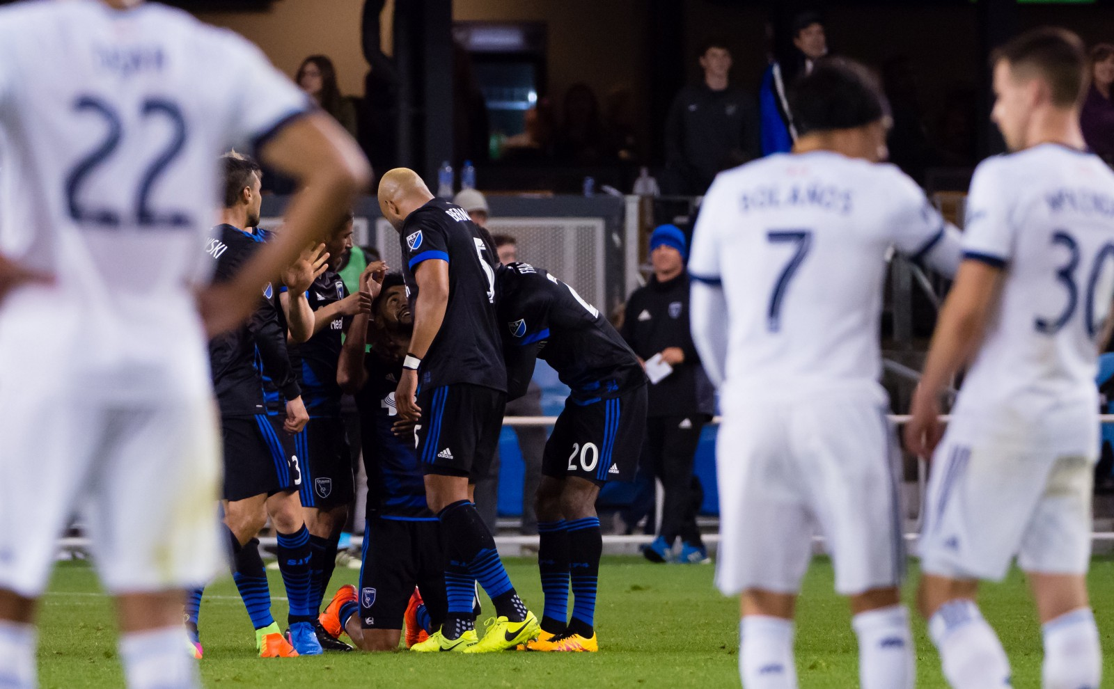 San Jose Earthquakes Start Season Strong