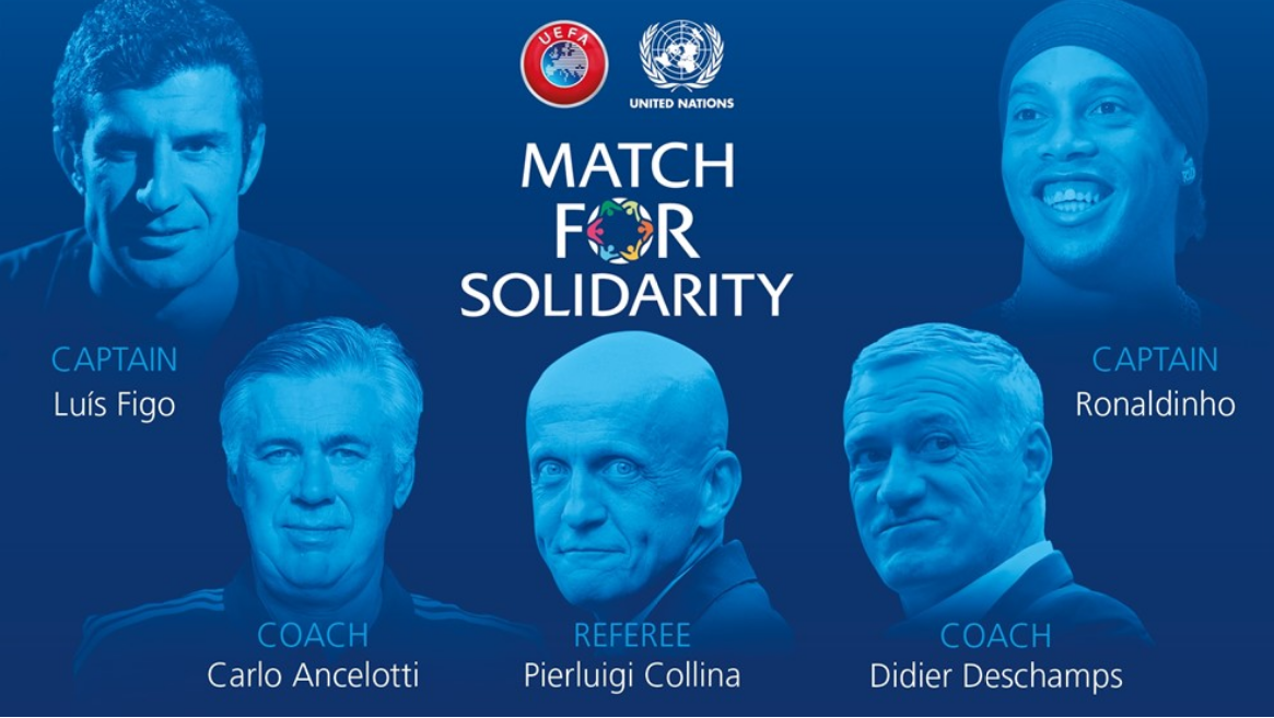 Match For Solidarity media accreditation now open