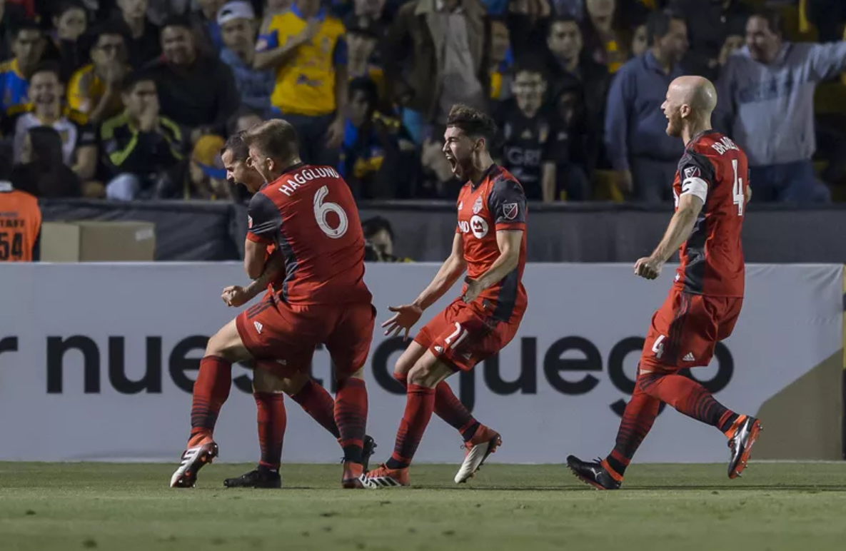 Toronto FC  vs CD Guadalajara - Final Kickoff Times Set