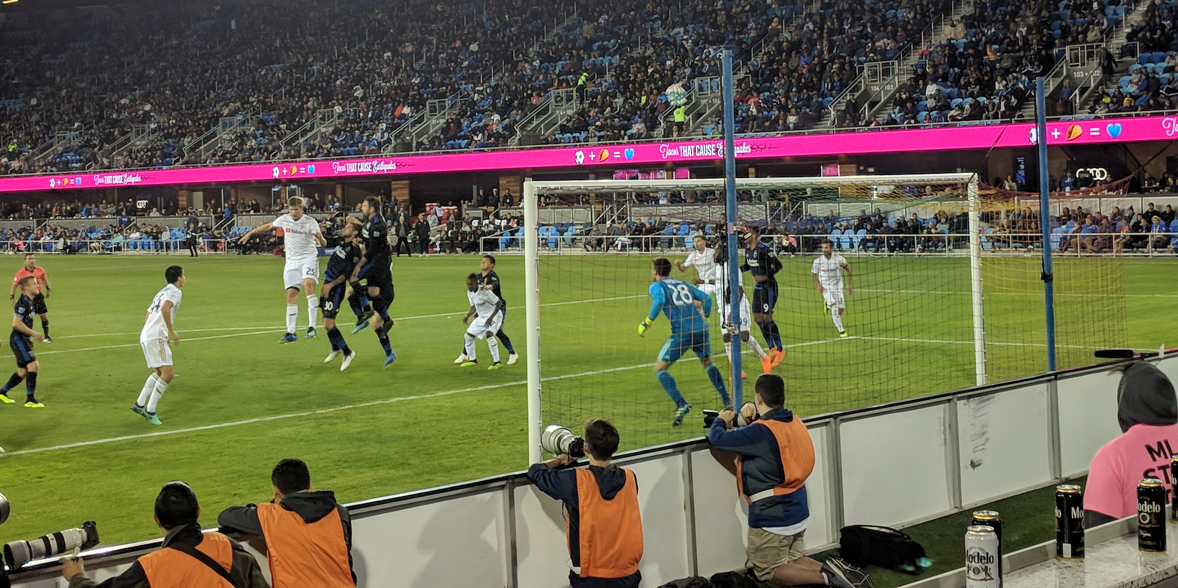 Recap: San Jose Earthquakes vs LAFC