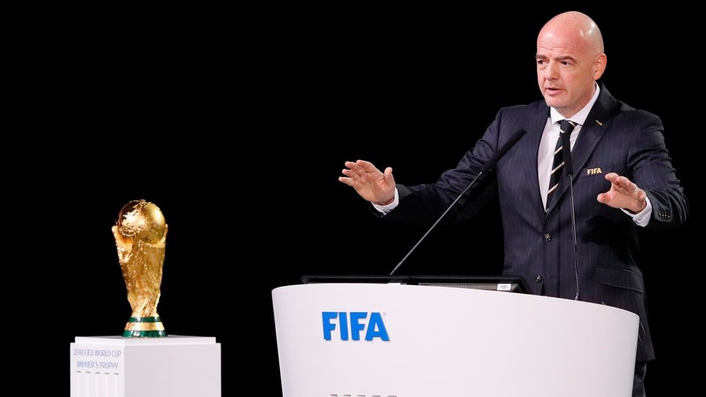 FIFA World Cup is Coming Back to Concacaf