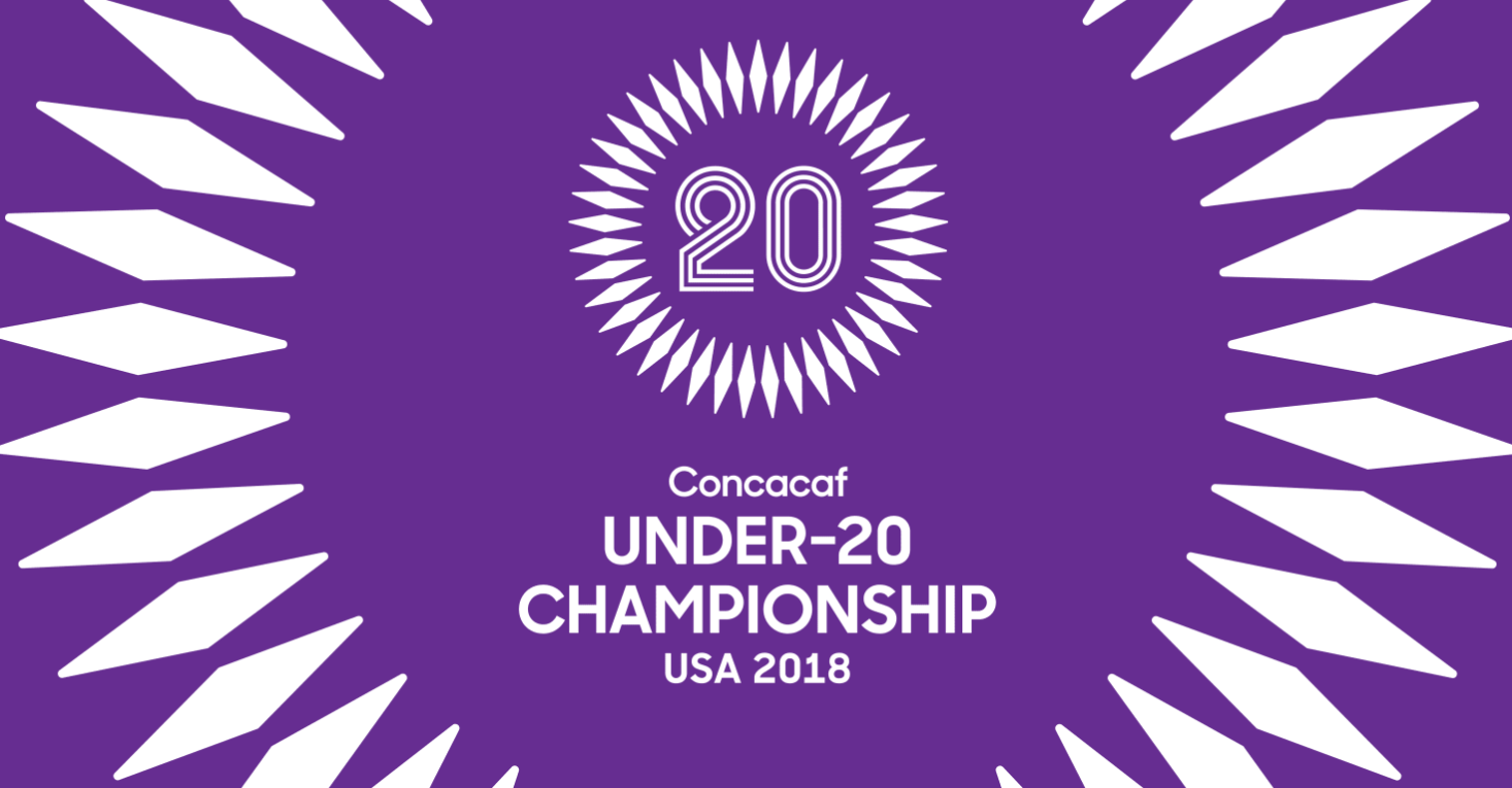 Final 20-Player Rosters Announced for the 2018 Concacaf Under-20 Championship