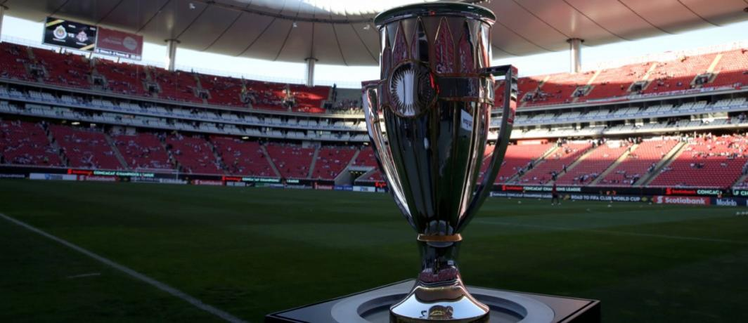 Draw Delivers Matchups for the 2019 Scotiabank Concacaf Champions League First Round Matches
