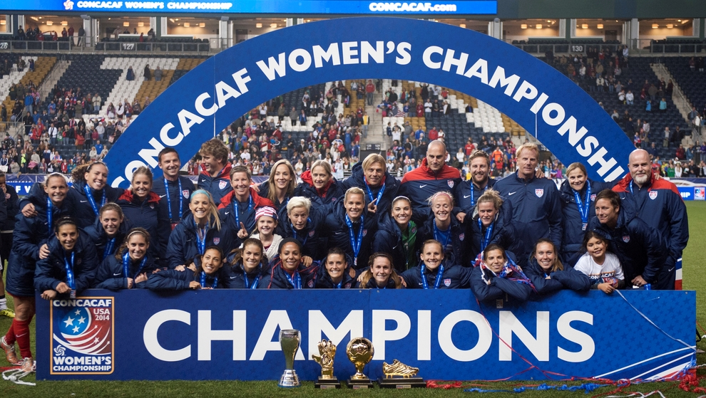 United States Set to Host 2018 Concacaf Women's Championship in October