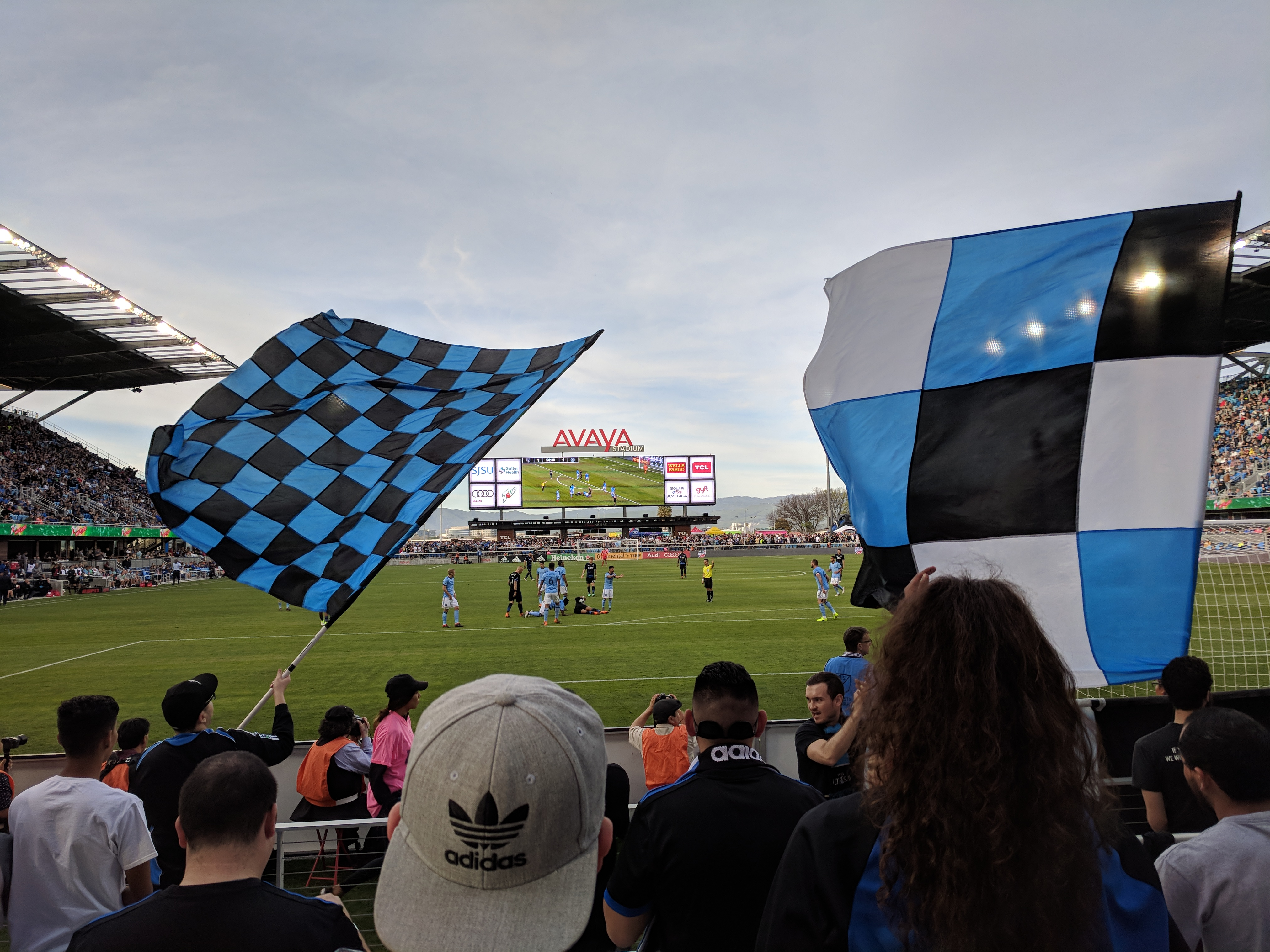 Earthquakes vs New York City FC